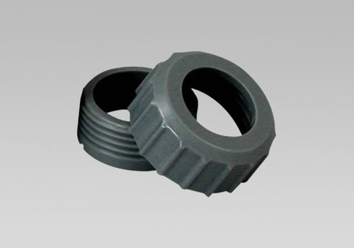 "24mm Plastic Rocket Motor Retainer L2. 2 pack (1"")"