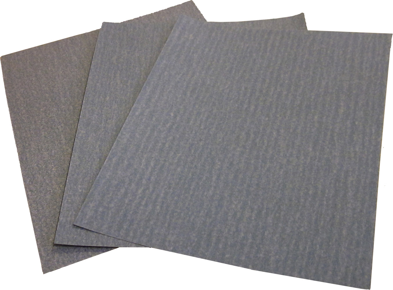 4 Sanding sheets Grit 150 to 600 - Click Image to Close