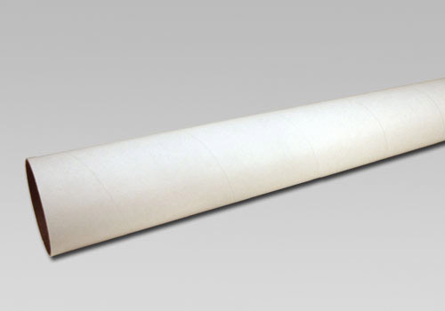 "BT-80 Body Tube. 18"". White"