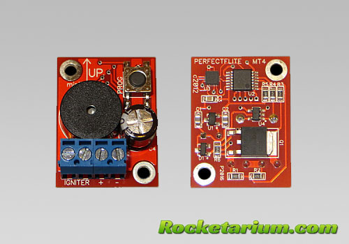 Mini Timer 4 with Accelerometer.